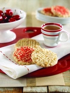 Recette : Biscuits sablés faciles   Quaker Oats
