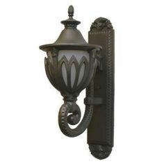 """Tuscany TC3600 Series 25.5"""" Wall Lantern Finish: Old Bronze by Melissa Lighting. $541.99. TC365033-OB Finish: Old Bronze Features: -Wall lantern.-Seedy glass panel.-Electronic ballast EBPL: 13-26-32 (four pin).-UL Listed. Options: -Available in Black, White, Old Iron, Architectural Bronze, Rusty Nail, Old Bronze, Old World, Aged Silver, Patina Bronze and Old Copper finishes. Construction: -Cast aluminum construction. Specifications: -Accommodates(3) 60W Candelabra bulbs. Dimen..."""