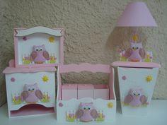 decoração quartos de bebe feltro - Pesquisa Google