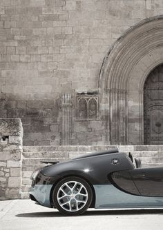 Bugatti 2012 EB Veyron 16.4 Grand Sport Vitesse carbon-blue