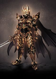Discovered this series not long ago. Epic. GARO