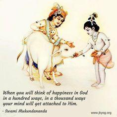 Krishna Leela, Krishna Radha, Good Morning Happy Thursday, Meaning Of Love, Bhagavad Gita, Sai Baba, Religious Quotes, Spirituality, Lord