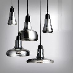 Vintage shadow glass pendant light grey color Lampshade Pendant lamps with bulbs led Hanging Lamp Home Lighting Cheap Pendant Lights, Pendant Lamps, Modern Pendant Light, Glass Pendant Light, Pendant Lighting, Small Modern Kitchens, Led, Light And Shadow, Lampshades
