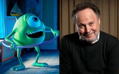 Mike And Sully, Monsters Inc, The Voice, It Cast, Characters, Figurines
