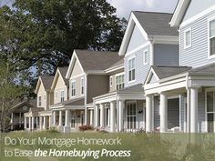 Understand the Mortgage Process to Make Buying a Home Easy
