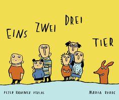 Nadia Budde: Eins Zwei Drei Tier - Peter Hammer Verlag