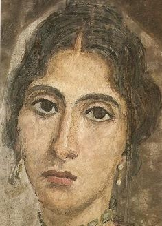Ancient Rome portraits found in Egypt MOD3
