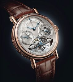 Breguet - Classique Tourbillon Quantieme Perpetuel 3797 | Time and Watches