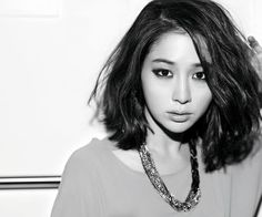 bob x short wavy #hairstyle :: Lee Min Jung