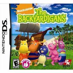 The Backyardigans (Nintendo DS)