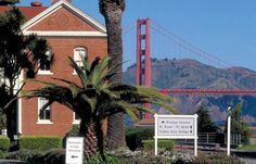 Nice shot of the bridge from the Presidio