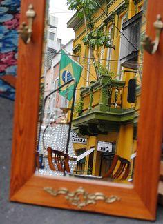 Reflexo by Paulo Heuser, via Flickr ~ Porto Alegre, Brasil