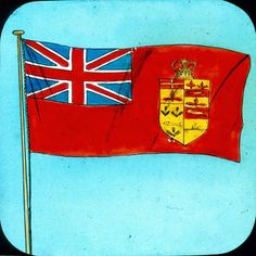 canadian flag 1965
