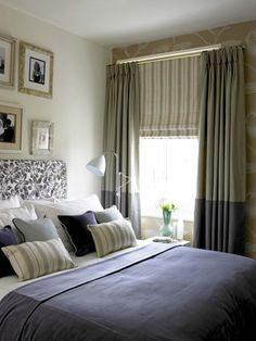 Useful Tips Decorating Ideas For Your Master Bedroom Curtains With Blindswindow