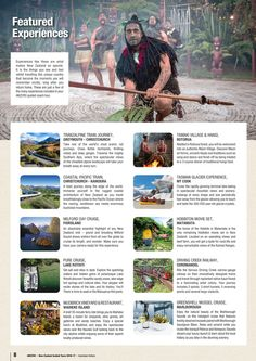 ANZCRO New Zealand Guided Tours 2016 - 2017