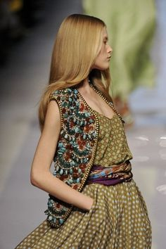 modern hippie chic fashion trend
