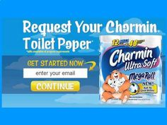 Get Free Charmin Ultra Soft Toilet Paper ?????