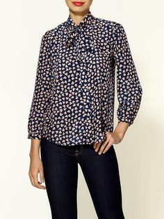 Heart On Your Sleeve Blouse
