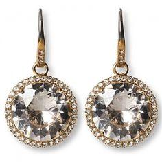 #mediababe, #jacquelinekothbauer, www.mediababe.se, www.jacquelinekothbauer.se, MICHAEL KORS / Diamanté drop earrings