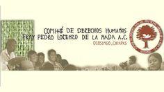 CHIAPAS: Amenazan a integrante del CDH Fray Pedro Lorenzo de la Nada