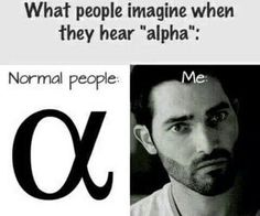 teen wolf, alpha, and derek hale afbeelding
