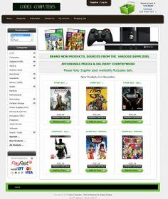Codex Computers - http://enigma-designs.co.za/codex-computers/