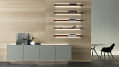 SELF WALL UNIT by RIMADESIO available at Haute-Living.com