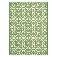 Waverly Tile Fretwork Rug