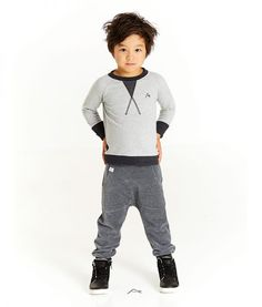 Albakid Light Grey Haspar Sweatshirt - Little Mooshoo Cool Boys Clothes, Soft Fabrics, Ukraine, Boy Outfits, Warm, Sweatshirts, Grey, Classic, Cotton