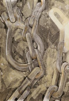 chains no.4 Daisy Chain, Chains, Texture, Art, Collection, Craft Art, Surface Finish, Kunst, Art Education