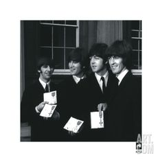 The Beatles VI Art Print at Art.com