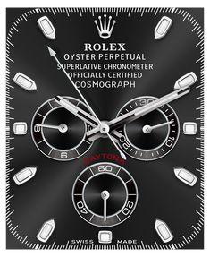 エルメス Apple Watch, Apple Watch Clock Faces, Apple Watch Custom Faces, Rolex 16520, Rolex Watches, Rolex Submariner, Live Screen Wallpaper, Beach Wallpaper, Apple 6