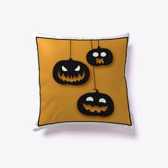 Halloween Pillows White T-#Halloween #Pillows #pillow #Halloween2017 #Halloween2018 #Cushions #Spider #Webs #Skeletons #Pumpkin #Witch #Scary #items #Trick #Treat #HalloweenGift #TeespringPillows #Home #Decor Collection  #Humor #HalloweenGift #NewPillow #HalloweenNight #Halloween Home #Accessories #Bed #fashion #luxury #decorations  #Horror #Artistic #Trending #Sleeping #pillow2017 #Pillow2018 #HalloweenCostumes #ChristmasGift2017 #Spooky #Gift #Idea