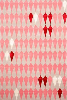 Pear Melba (Pink) - Rug Collections - Designer Rugs - Premium Handmade rugs by Australia's leading rug company