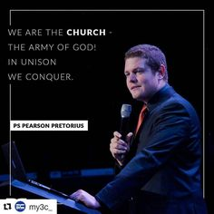 Church is not a building or what we do on Sunday's...The church is the army of God!