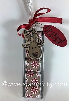 Easy Peasy Christmas Treat!  Details with video on my blog #stampinbj.com