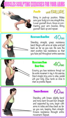 83 best resistant band images  resistance band exercises