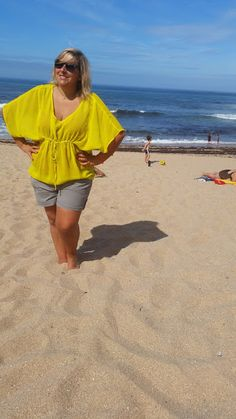 Mary's Big Closet: Beach Look #12