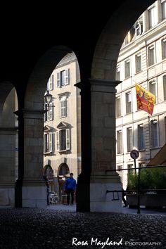 Old Town, Geneva (Switzerland) - www.rosas-yummy-yums.blogspot.ch/