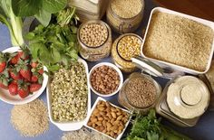 Vegan potraviny bohaté na železo   Vegan Fighter