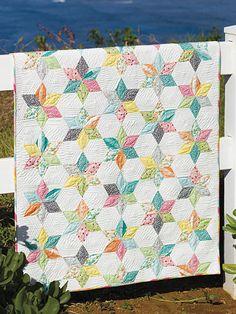 Pieced Baby & Kids Quilt Patterns - Sprinkles Quilt Pattern