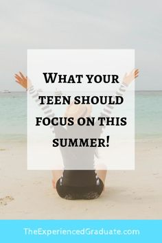 """Summers are the perfect time to help your student catch up on their studies so that they can be better prepared for the start of the new school year in the fall. That is why I highly encourage students to work on improving their academic skills over the summer, while their is no pressure to perform in school. That is why I have created an additional resource just for YOU! Right now, you can sign up for the free workshop called """"How to help your teen beat the summer slide with study prep skills"""". The New School, New School Year, Summer School, Middle School, School Tips, Study Skills, Life Skills, Essay Tips, Summer Slide"""
