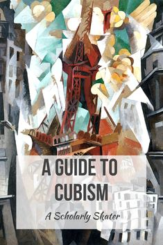 How to recognize and understand Cubism. Learn about the key artists, underlying ideas, and background. Self Portrait Art, Cubism Art, Parent Company, Happy Soul, Arts Ed, Art Styles, Elementary Art, Art And Architecture, Love Art
