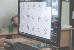 Visual Perception. Icons vs Copy in UI - article by Tubik Studio