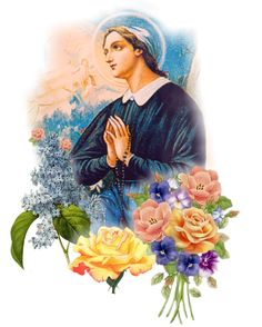 St. Angela Merici Patron of the Handicapped