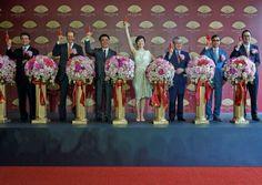 Mandarin Oriental Hotel Group opened its newest hotel in Taipei yesterday. http://www.mandarinoriental.com/taipei/