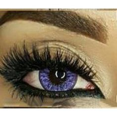 ANGEL VIOLET Contact lenses Colours of the Wind - 1 Year (Pair)      #bestcontactlenses #awesomecontactlenses #ANGELVIOLETContactlenses