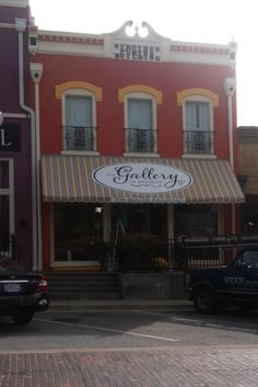 Brand your business with an awning that includes your logo. Opelika, AL