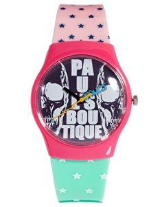 Paul's Boutique Star Print Watch