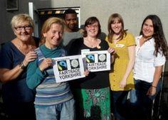 Gratz Yorkshire - first fairtrade UK county